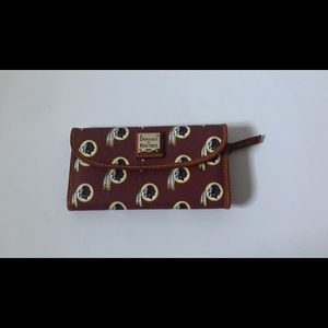 Dooney & Bourke NFL Washington Redskins Wallet